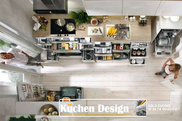Kuchen design solo cucine di qualit a roma - Cucine di qualita ...