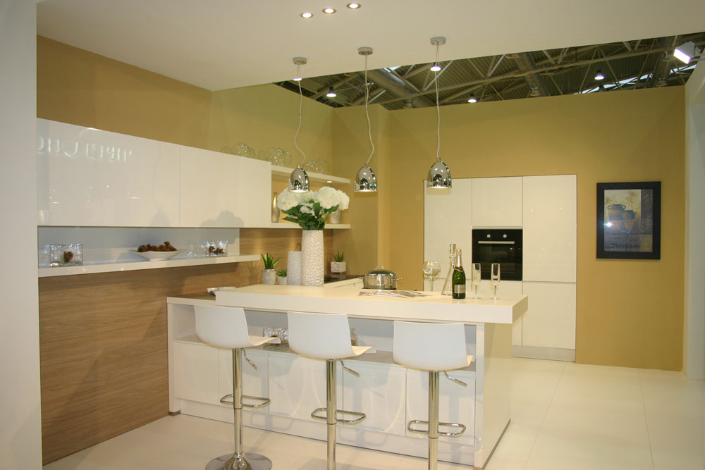 Casaidea 2014 e le nuove Cucine Nolte by Kuchendesign ...