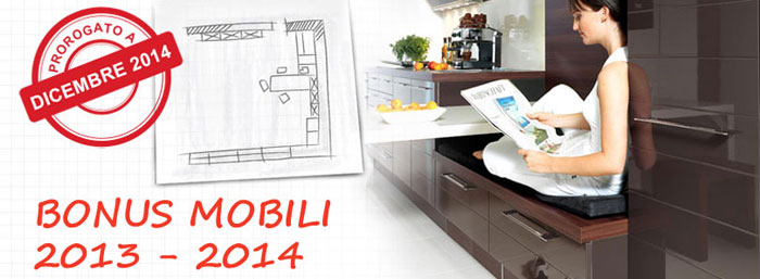 Bonus mobili 2015 kuchendesign le cucine di qualit a roma - Bonus mobili iva agevolata ...