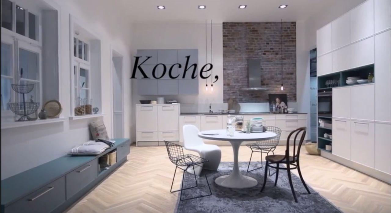 Nolte Cucine Tedesche svelano il nuovo Trend 2015 – Kuchendesign ...