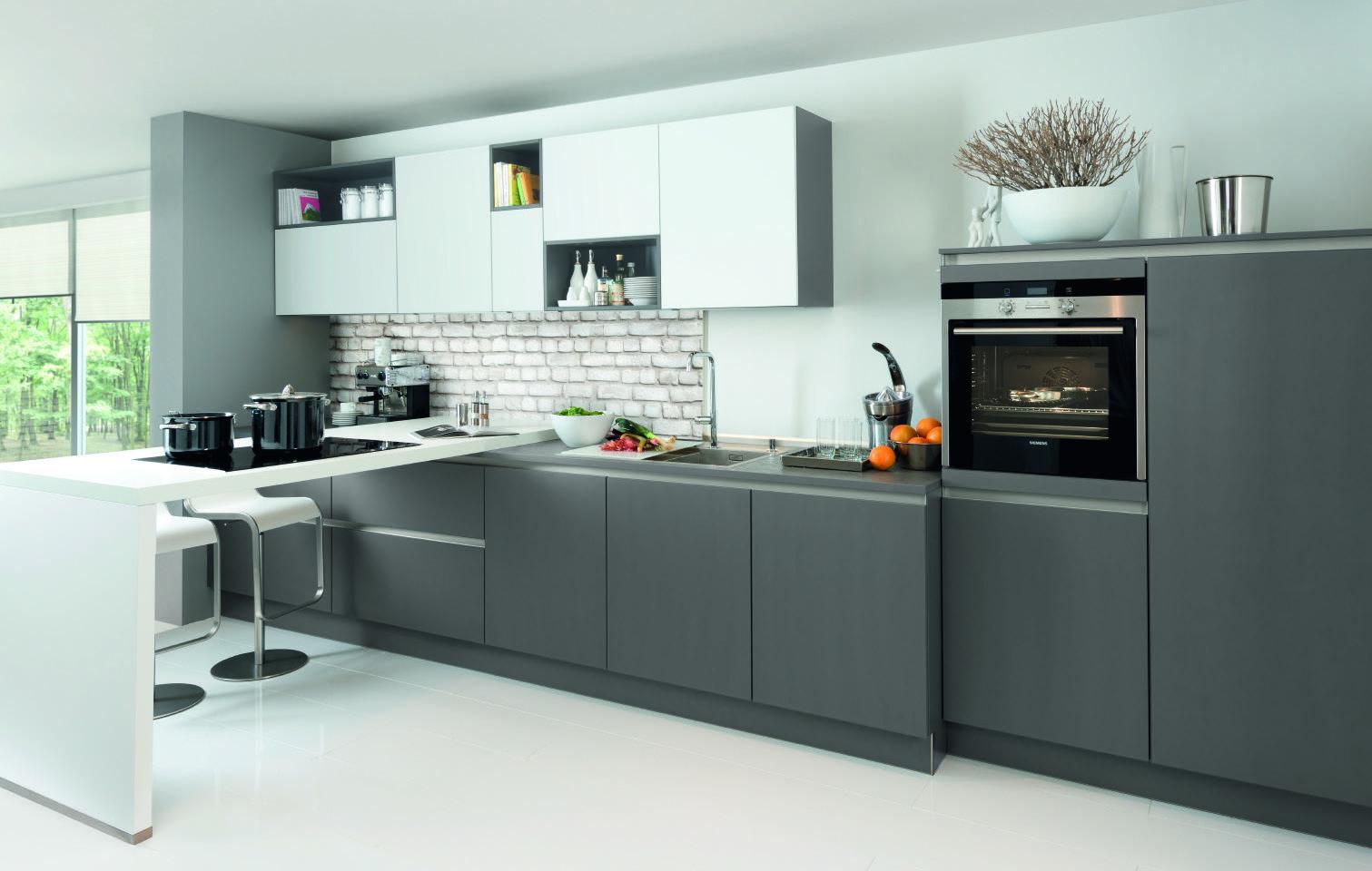 glas tec plus kuchendesign le cucine di qualit a roma. Black Bedroom Furniture Sets. Home Design Ideas