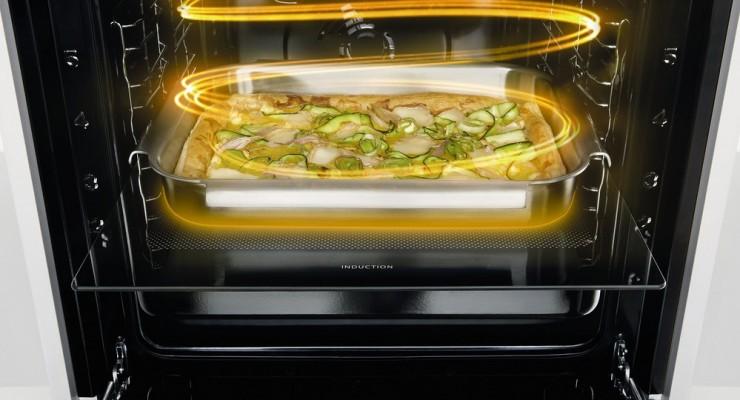 I forni a induzione whirlpool kuchendesign le cucine di qualit a roma - Forno con microonde integrato ...