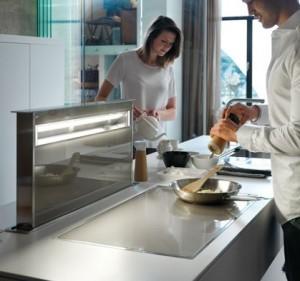Frame-kuchendesign