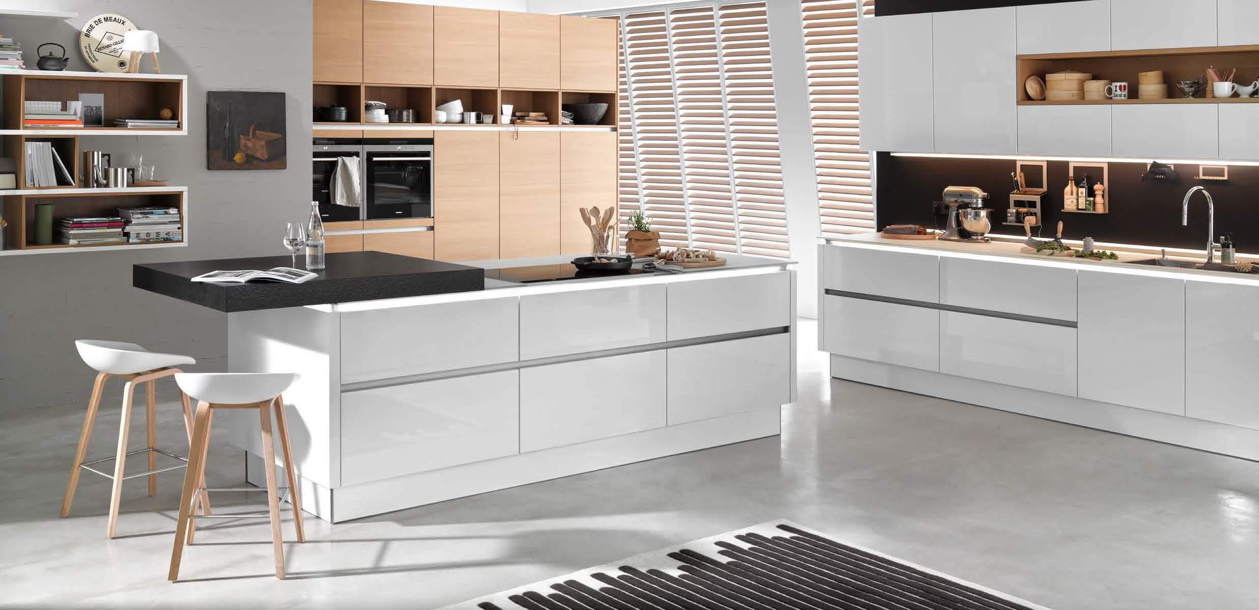 Matrix Art Funzionalit E Linee Pure Kuchendesign Le Cucine Di Qualit A Roma